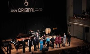 European Junior Original Concert στο Μέγαρο Μουσικής Αθηνών!