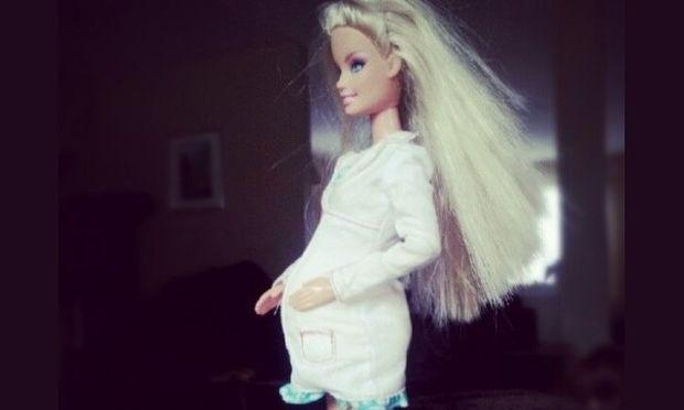 Το μάθατε; Η Barbie έγινε μαμά!