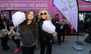 Το Fructis Hair Bus, οι διάσημοι επιβάτες και η Σαββατιάτικη βόλτα στην Αθήνα!