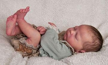 Αυτό το μωρό κρύβει ένα παράξενο μυστικό, που μόλις το μάθετε θα σας σοκάρει