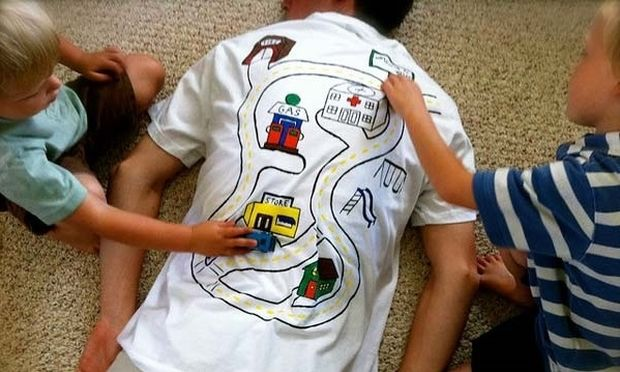 Οι πιο έξυπνες «πατέντες» για γονείς! (εικόνες)