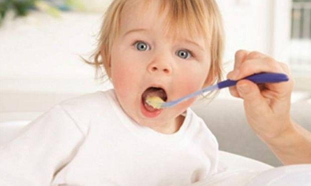 Πότε πρέπει να φάει φρουτόκρεμα το παιδί μου και σε τι ποσότητα;