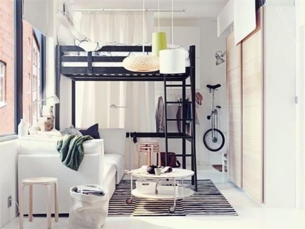 12 εκπληκτικά κρεβάτια για σπίτια με μικρό υπνοδωμάτιο!