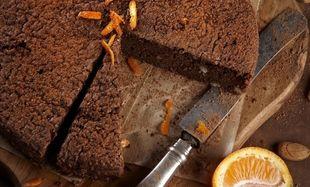 Υγρό κέικ σοκολάτας!