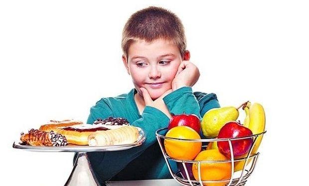 Να τι πρέπει να τρώει το παιδί για να μην αρρωστήσει!