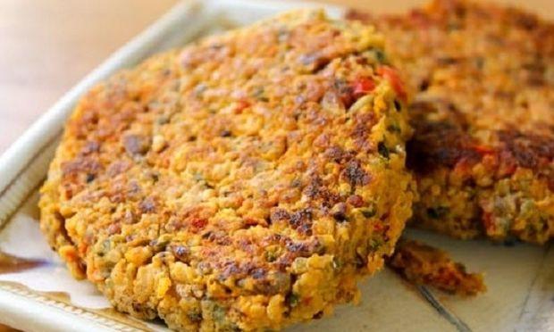 Τα πιο νόστιμα μπιφτέκια λαχανικών εύκολα και υγιεινά