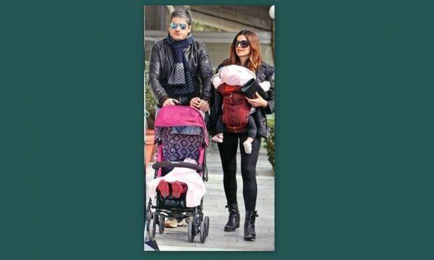 Τσιμτσιλή- Σοφός: Οικογενειακή βόλτα  (εικόνα)