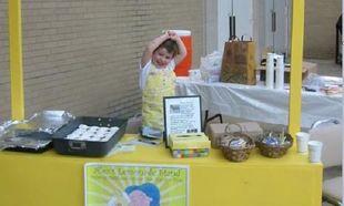 Μάγια Ρίγκλερ: Το 10χρονο κοριτσάκι που κατάφερε να μαζέψει 34.000 δολάρια σε μία εβδομάδα για τα παιδιά που πάσχουν από καρκίνο (εικόνα)