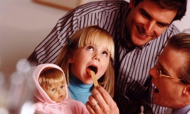 Γιατί ένα παιδί παθαίνει συνέχεια λαρυγγίτιδα!