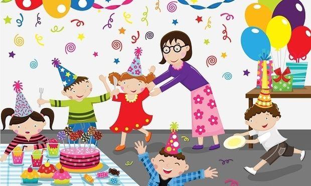 Το παραμύθι της εβδομάδας: Το πάρτι γενεθλίων της Έλλης!