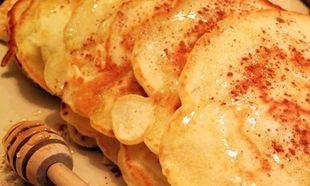 Συνταγή για πεντανόστιμες τηγανίτες με μέλι και κανέλα!