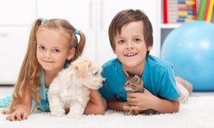 Παιδί και κατοικίδιο: Ο,τι πρέπει να ξέρουμε για την συνύπαρξη μέσα στην οικογένεια!