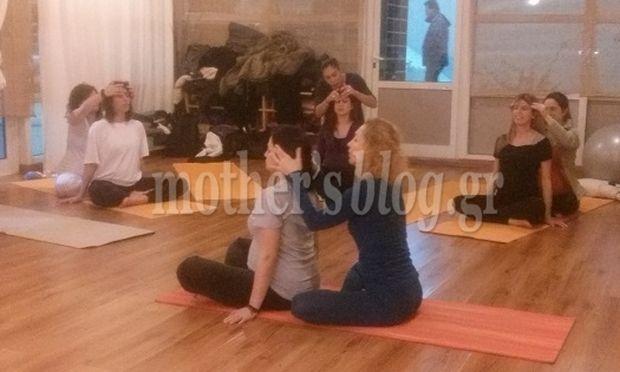Yoga για εγκύους: Το Mothersblog ήταν εκεί και μοιράζεται μαζί σας τη μοναδική αυτή εμπειρία (εικόνες και βίντεο)