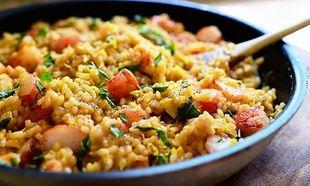 Συνταγή για το πιο νόστιμο και εύκολο ριζότο με γαρίδες