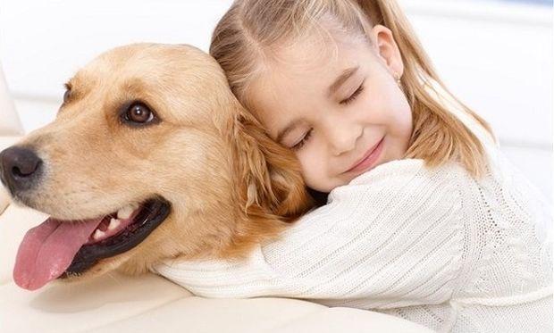 Αυτά είναι τα ιδανικά σκυλιά για τα παιδιά σας