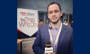 Βαγγέλης Λιακόγκονας: Ο δημοσιογράφος του Mega μας μιλάει για το bullying που είχε υποστεί μικρός
