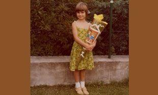 Το κοριτσάκι της φωτογραφίας έγινε ένα από τα πιο όμορφα μοντέλα! Πάει κάπου ο νους σας; (εικόνα)