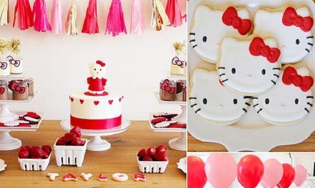 Ιδέες για παιδικό πάρτι γενεθλίων αποκλειστικά για κορίτσια! (εικόνες)