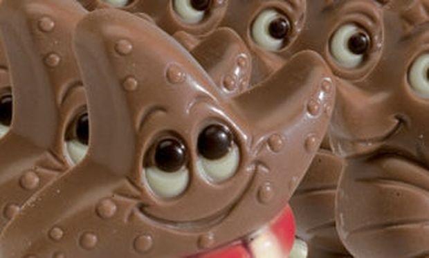 Συνταγή για σοκολατένια γλειφιτζούρια με 4 υλικά!