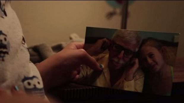 «Melody» η ταινία μικρού μήκους που μιλά για το δέσιμο παππού και εγγονής που θα σας συγκινήσει!(βίντεο)