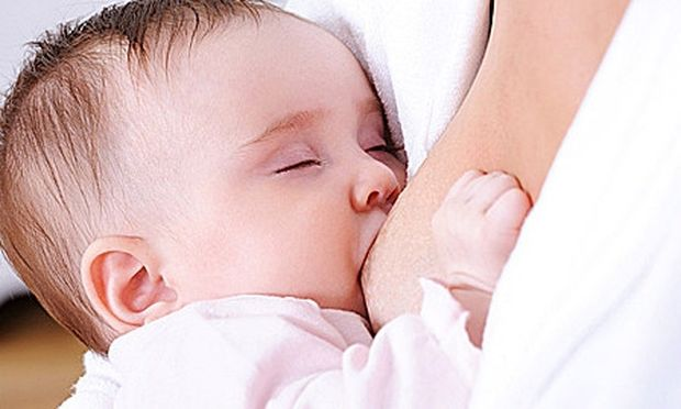 Ερευνα: Όσο πιο πολύ θηλάζεις το μωρό τόσο πιο έξυπνο γίνεται!