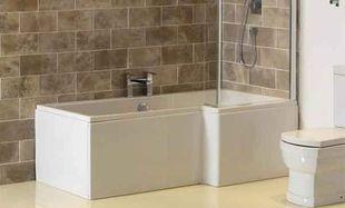 Δε θα πιστεύετε με τι υλικό ξεβουλώνει η μπανιέρα!