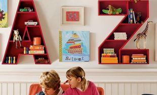 Παιδικές βιβλιοθήκες και ράφια για τα παιδικά-εφηβικά δωμάτια. Γράφει η Αρχιτέκτων Μηχανικός Μάγδα Μαυρίκη!
