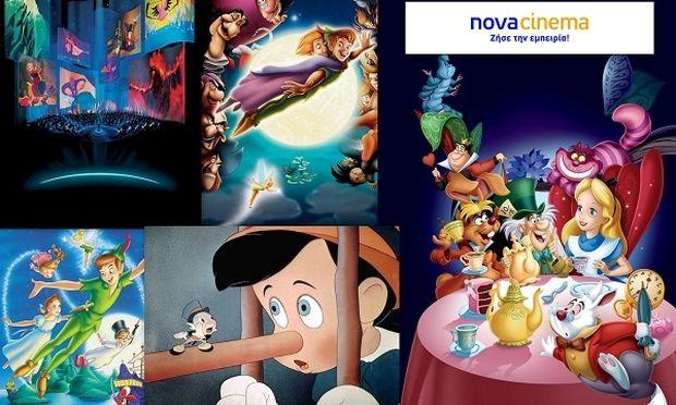 Πάσχα με τη μαγεία της Disney στα κανάλια Novacinema!