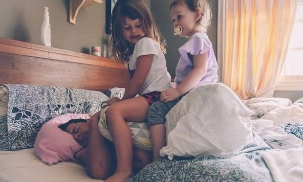 Ποιος είπε ότι το να είσαι γονιός είναι εύκολο; 15 φωτογραφίες που σίγουρα κάτι θα σας θυμίσουν! (εικόνες)