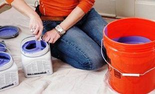 Να πώς θα φύγει η μυρωδιά από το φρεσκοβαμμένο χώρο του σπιτιού σας!