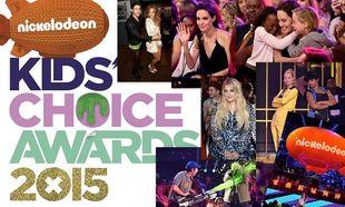 KIDS' CHOICE AWARDS 2015 του NICKELODEON