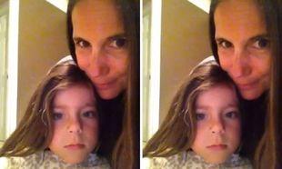 Αυτή η μαμά έπαθε σοκ όταν η κόρη της την αποκάλεσε έτσι όπως την φώναζε η γιαγιά της που έχει πεθάνει!(βίντεο)