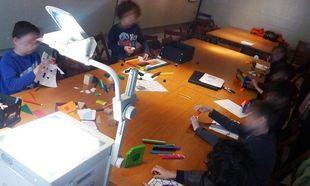 MathemARTics Camp στο Μουσείο Ηρακλειδών