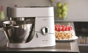 Κουζινομηχανή KENWOOD, μια συσκευή που δεν πρέπει να λείπει από κανένα νοικοκυριό!