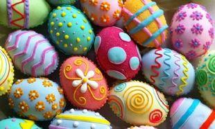 Διακόσμηση Πασχαλινών αυγών, από την Αρχιτέκτων Μηχανικό Μάγδα Μαυρίκη!