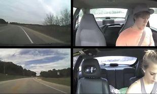 Ένα βίντεο που πρέπει να δουν όλοι: Τι συμβαίνει κατά τη χρήση κινητού από εφήβους όταν οδηγούν