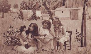 Παιδικά βιβλία για το υπόλοιπο των πασχαλινών διακοπών από τη Φοίβη Λέκκα.