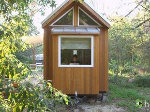 Αυτό το σπίτι είναι μόλις 13 τμ αλλά είναι φανταστικό! Πολλοί θα ήθελαν ένα τέτοιο!