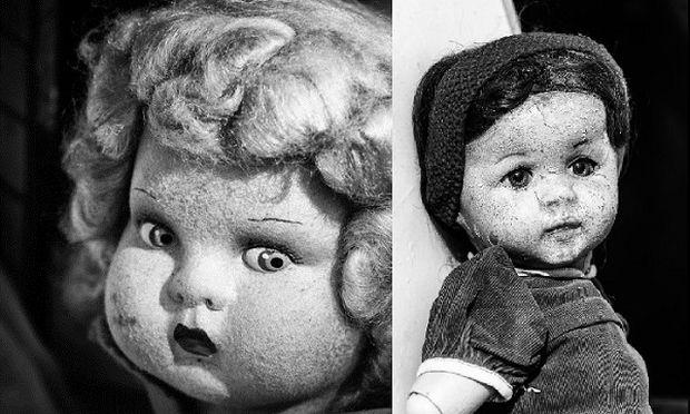 Και οι κούκλες έχουν ψυχή: Εικόνες από εγκαταλελειμμένες κούκλες!
