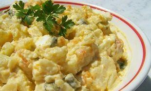 Συνταγή για την πιο νόστιμη και δροσερή πατατοσαλάτα