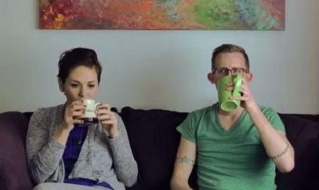 Αυτό το ζευγάρι ανακοίνωσε την 4η εγκυμοσύνη του με τον πιο απίστευτο τρόπο! (βίντεο)