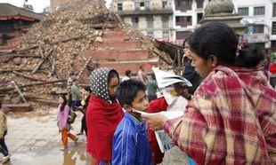 Νεπάλ - UNICEF: 1 εκατ. παιδιά έχουν πληγεί σημαντικά από τον σεισμό!