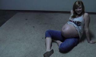 Αυτό που κάνει αυτή η έγκυος πρέπει να το δείτε, θα σας αφήσει με το στόμα ανοιχτό! (βίντεο)