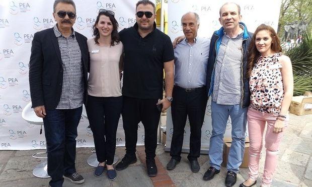 Η κλινική ΡΕΑ ταξίδεψε στην Καλαμπάκα και τα Τρίκαλα για την εξεύρεση εθελοντών δοτών μυελού των οστών (εικόνες)
