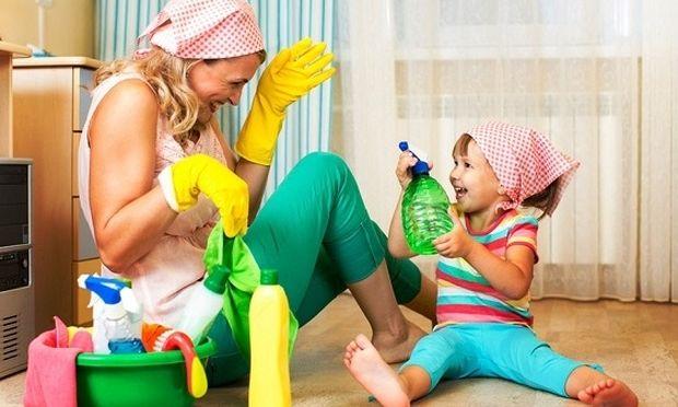 6 «μαμαδίστικα» κόλπα για τέλειο καθάρισμα!