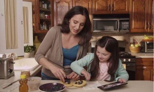Το πιο υπέροχο βίντεο αφιερωμένο αποκλειστικά στη Γιορτή της Μητέρας!
