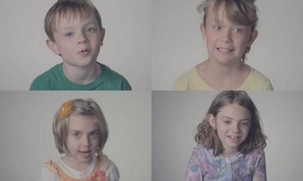 Τα παιδιά μιλούν για τις μανούλες τους. Οι αντιδράσεις των μαμάδων; Ανεκτίμητες! (βίντεο)