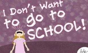 Όλα όσα πρέπει να ξέρετε για τη Σχολική φοβία!