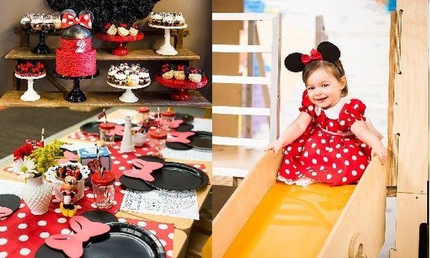 Ώρα για πάρτι; Εμπνευστείτε από τη Minnie Mouse και τη Disney για τα πιο όμορφα γενέθλια του παιδιού σας! (εικόνες)
