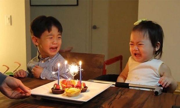 Όταν ένα παιδικό πάρτι μετατρέπεται σε πανωλεθρία! (βίντεο)